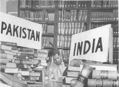 india pakistan partition at library
