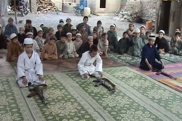 Talibani Madrasha in Pakistan