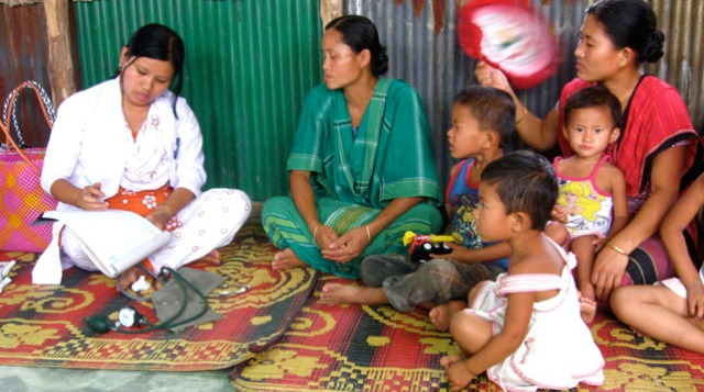 Bangladesh-rural-satellite-clinic