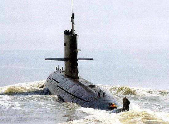 Bangladesh navy submarine