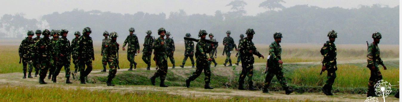 bangladesh army ranks and salary