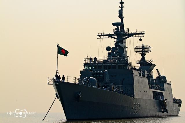BNS Bangabandhu (F-25) Frigate of Bangladesh Navy c-802345a antiship fm-90 (2)