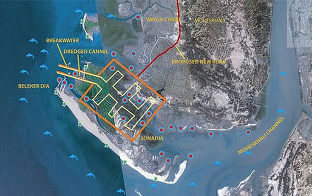 Sonadia-island-of-Bangladesh-Deep-Sea-port