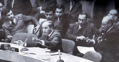 bhutto addresses un security council 65
