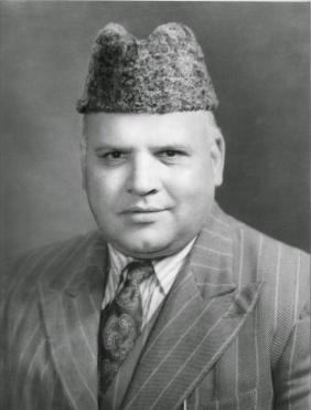 Khan Abdul Qayyum Khan
