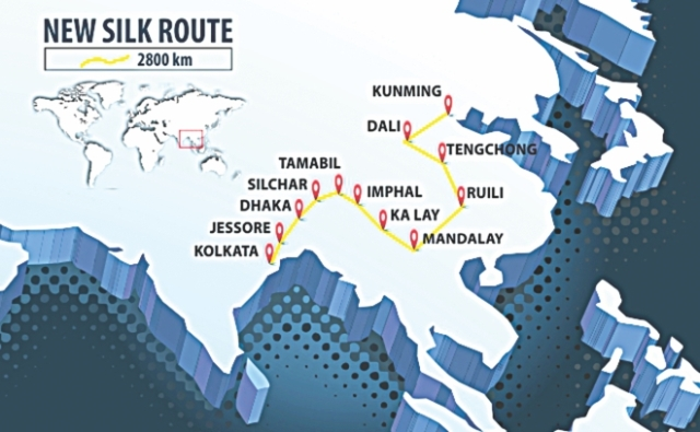 NEW SILK ROUTE