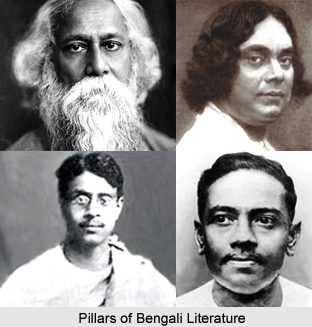 Pillars of Bengali Literature