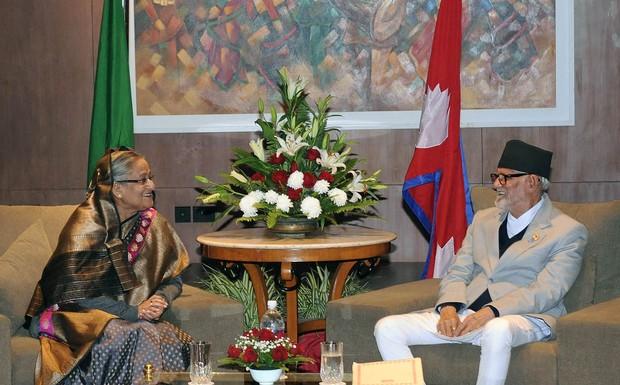 PM-Nepal+PM