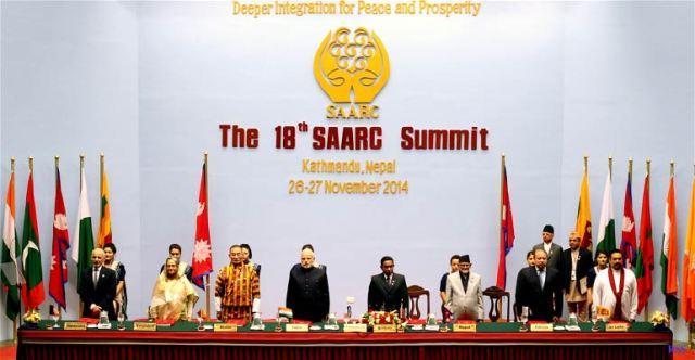 18th-SAARC-Summit-Kathmandu-Nepal