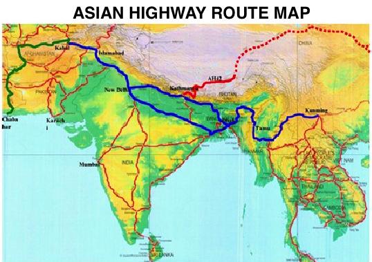 Asian Railway Network 77