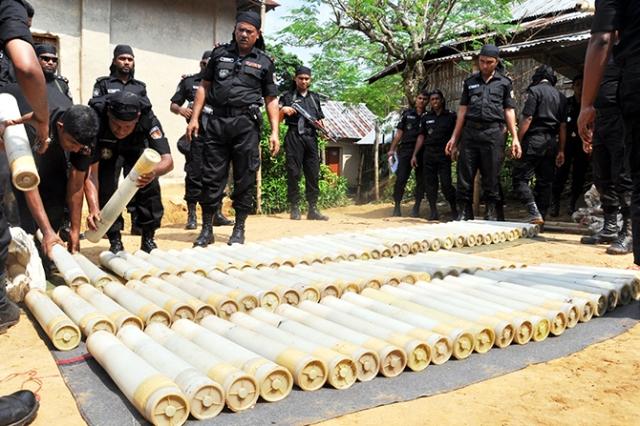 ARMS TRAFFICKING : RESIDUAL NETWORK | BANGLADESH ...