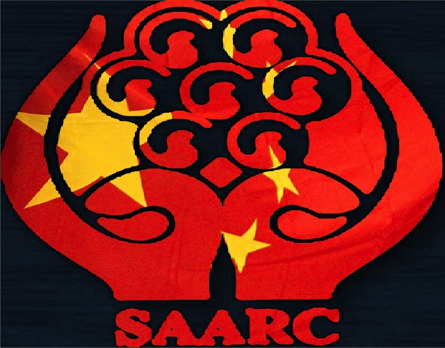china-SAARC