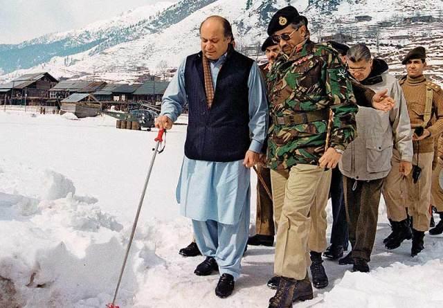 Nawaz-Sharif-and-Musharraf-Kargil