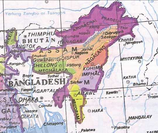 North-East-India