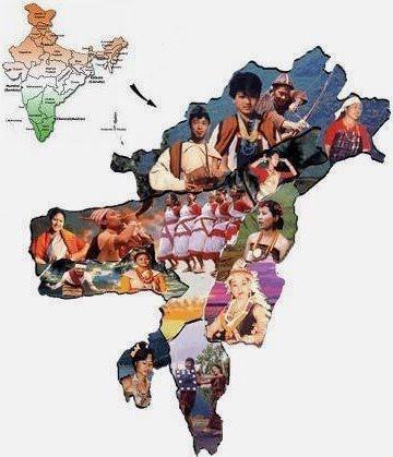 northeast india people[2]