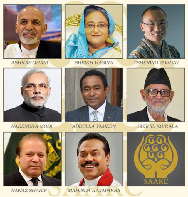 SAARC-LEADERS
