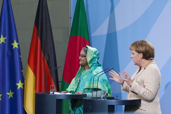 Angela+Merkel+Sheikh+Hasina+Wajed+Bangladeshi+2zWENb9DVvZl