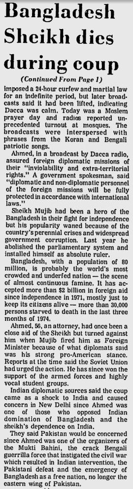 Bangladesh Sheikh Dies During Coup_Beaver County Times_Aug 15, 1975b