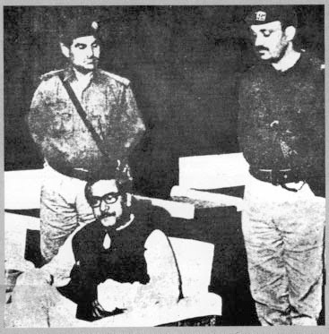 Father of the Nation Bangabandhu Sheikh MUJIB TAKEN PRISONER 26TH MARCH 1971
