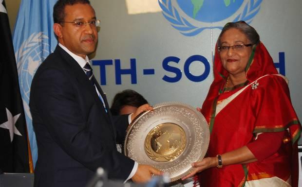 Hasina_award_ny