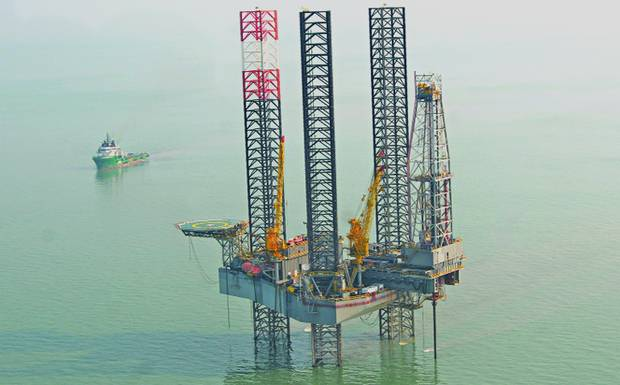 rig_gas_ONGC