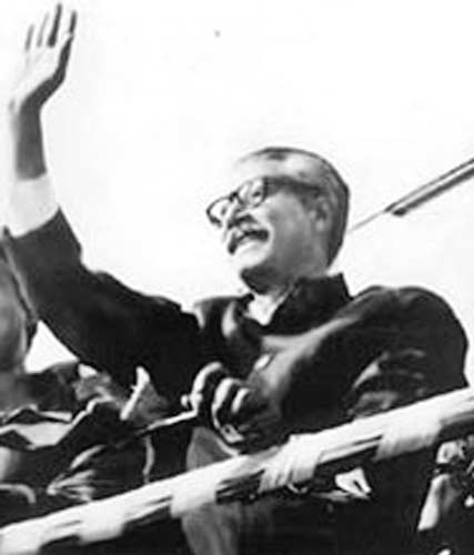 The historic homecoming day of Bangabandhu Sheikh Mujibur Rahman
