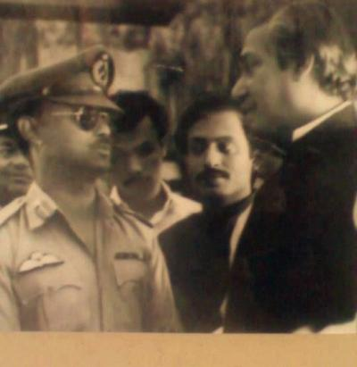 Banghabandhu and Zia