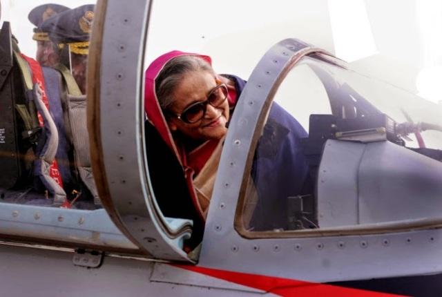 Bangladesh Air Force receives K-8W jet trainer 2