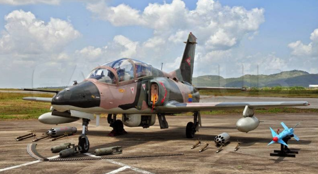 Bangladesh Air Force receives K-8W jet trainer2