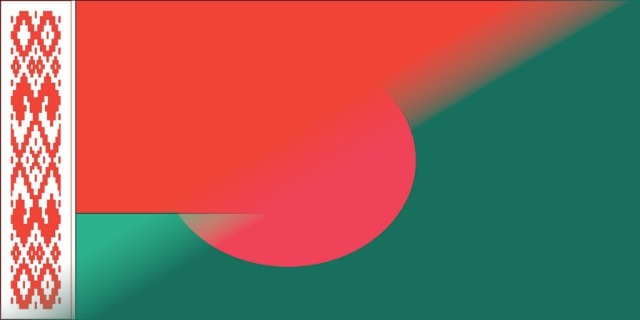 belarus-bangladesh-flag-background