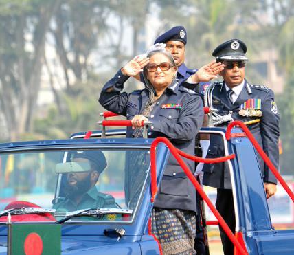 Hasina-police-parade_01_newsnextbd