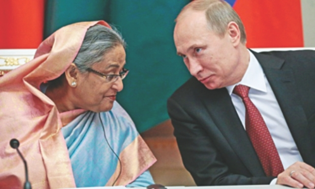 HASINA - russian-president-vladimir-putin