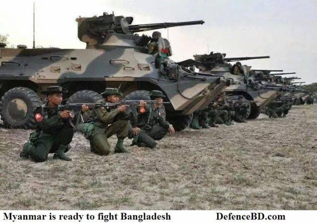 myanmar_bangladesh_war
