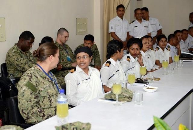 US-Bangladesh joint naval exercise begins at Bay of Bengal 3