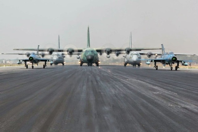 USAF and Bangladesh Air Force conducts Exercise Cope South 15 1
