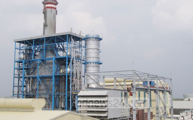 Chandpur-Power-Plant