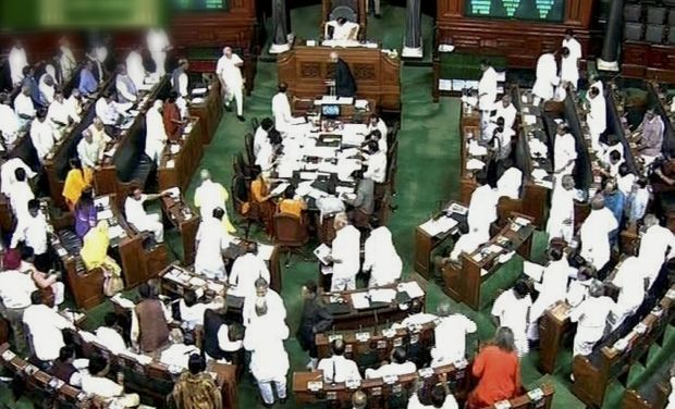 Lok Sabha after India Bangladesh Land Bill PTI Photo_0