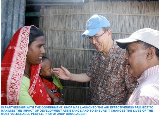 Millennium Development Goal 8   UNDP in Bangladesh