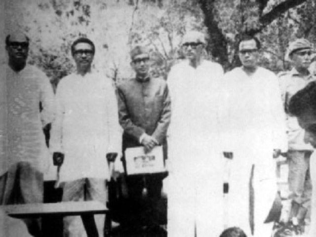 Mujibnagar Day