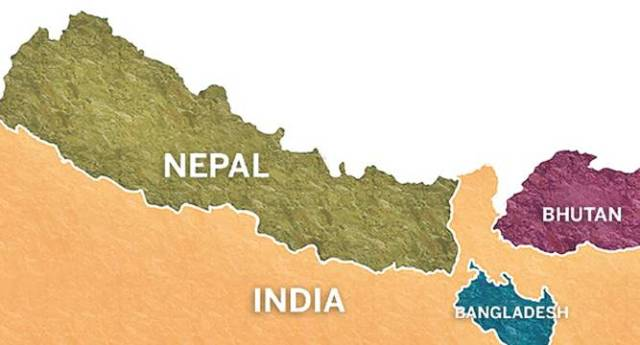 India-Nepal-Bhutan-and-Bangl