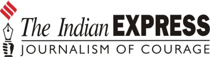 INDIAN EXPRESS LOGO