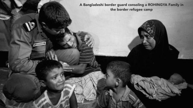 Rohingyas-plight
