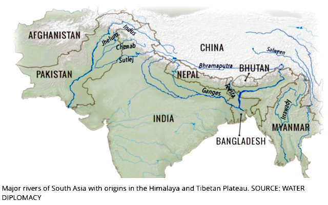 WATER DIPLOMACY