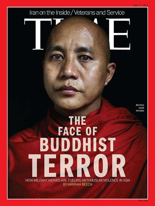 Wirathu on times