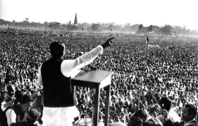 BANGABANDHU 7TH MARCH SPEECH 22