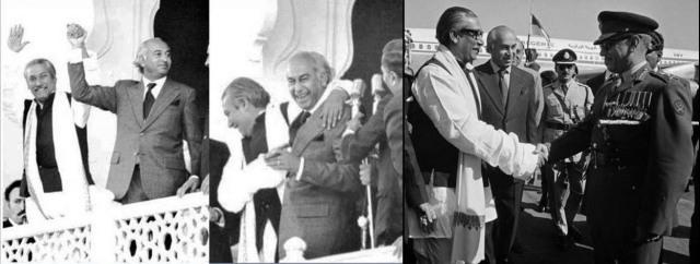 Bangabandhu and Bhutto 2