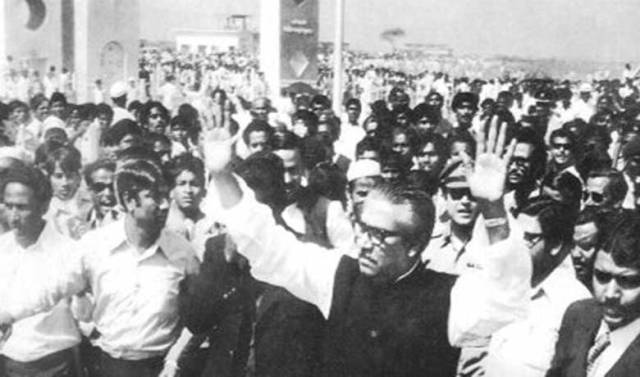 bangabandhu and the Six-point magna carta