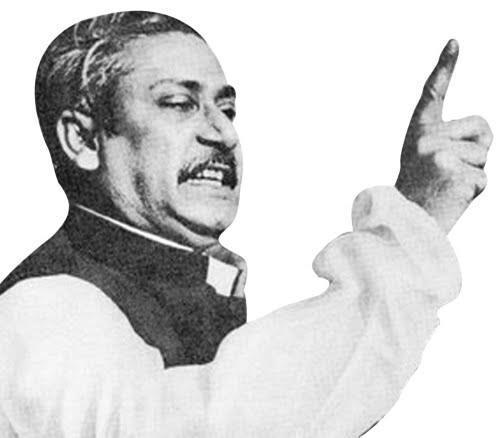Bangabandhu Sheikh Mujib 01
