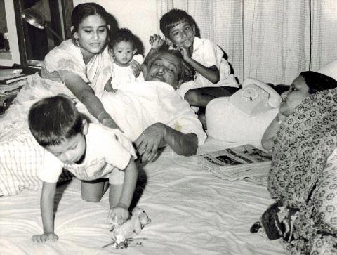 BANGABANDHU THE FAMILY MAN