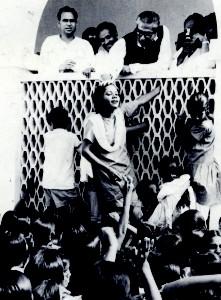 Father of the nation, Bangabandhu Sheikh Mujibur Rahman